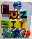 Fused Glass Magnets